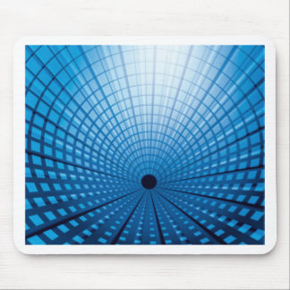High-Speed Rail Tunnel Mouse Pad