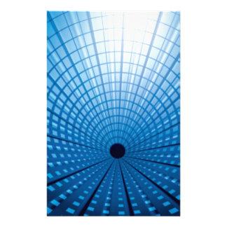 High-Speed Rail Tunnel Stationery