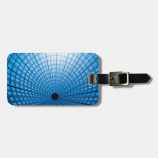 High-Speed Rail Tunnel Tag For Luggage