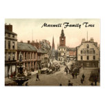 High Street, Dumfries, Scotland Large Business Cards (Pack Of 100)