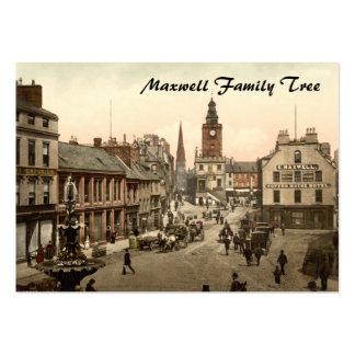 High Street, Dumfries, Scotland Business Cards