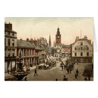 High Street, Dumfries, Scotland Card