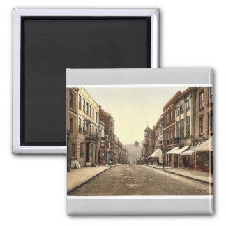 High Street, Guildford, England classic Photochrom Magnet