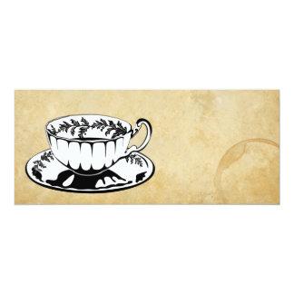 High Tea/Afternoon Tea invite