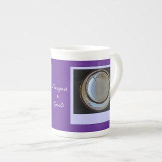 high tea bridal shower mug porcelain mugs
