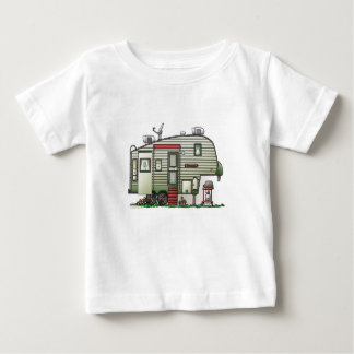 High Tech 5th Wheel Baby T-Shirt