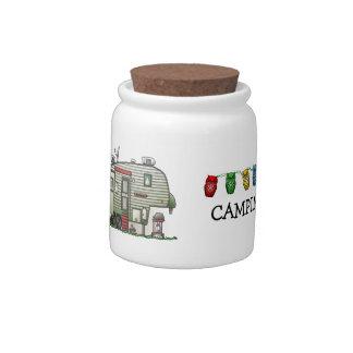 High Tech 5th Wheel Candy Jars
