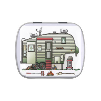 High Tech 5th Wheel Jelly Belly Tins