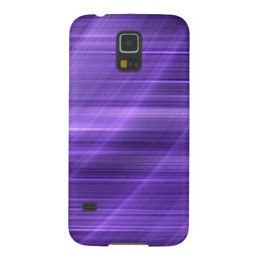 High Tech Abstract Galaxy Nexus Cases