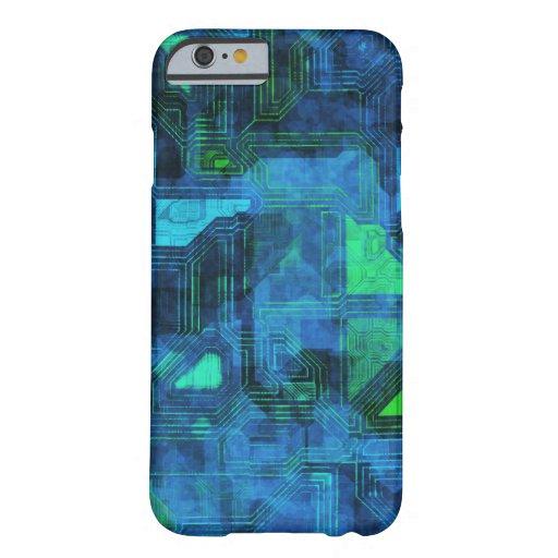 High Tech Circuitry iPhone 6 Case