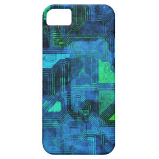 High Tech Circuitry iPhone 5 Cover