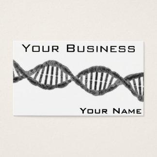 High Tech DNA-Grey Business Card