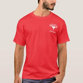 High Tech Eagle - (dark color) T-Shirt