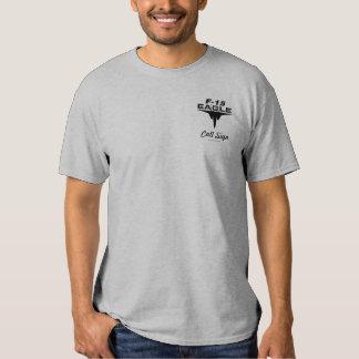 High Tech Eagle - Light colored Tee Shirt