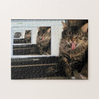 High Tech laughter in 3D Jigsaw Puzzle