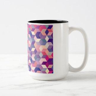 High Tech Pattern Mug
