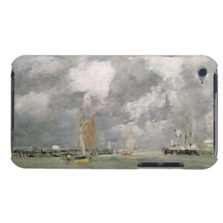 High Tide at Trouville, c.1892-96 (oil on panel) iPod Touch Case-Mate Case