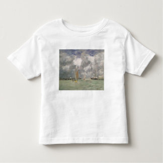 High Tide at Trouville, c.1892-96 (oil on panel) Toddler T-shirt