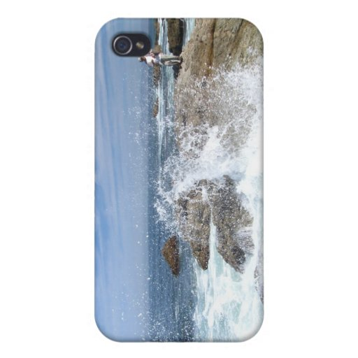 High Tide Fishing iPhone 4/4S Cover