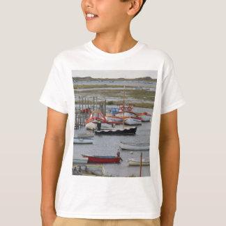 High tide, Morston, Norfolk T-Shirt