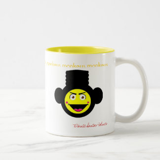 High-Top Monkey Mug 15oz.