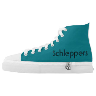 High Top Sneakers for Schlepping