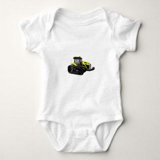 High Track Tractor Baby Bodysuit