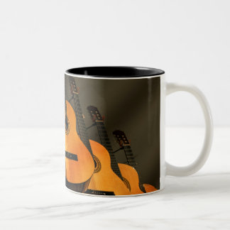High Two-Tone Coffee Mug