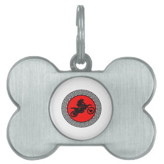 High Velocity Pet Name Tag