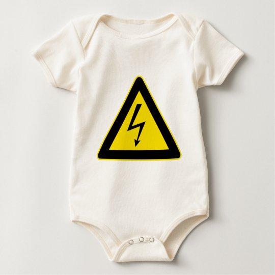 High Voltage Baby Bodysuit