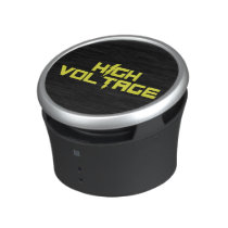 High Voltage Bumpster Speaker (Black)