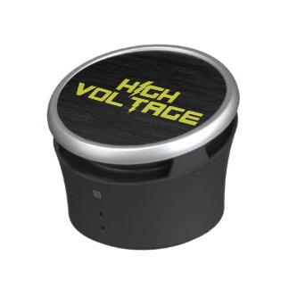 High Voltage Bumpster Speaker (Black)