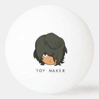 High Voltage: Chibi Toy Maker Ping Pong Ball