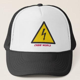 HIGH VOLTAGE CRAIG WERKS TRUCKER HAT