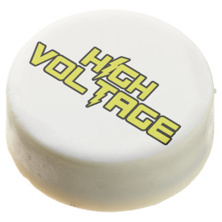 High Voltage Dipped Oreos