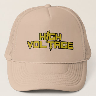 High Voltage Hat (Brown)