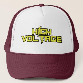 High Voltage Hat (Maroon)