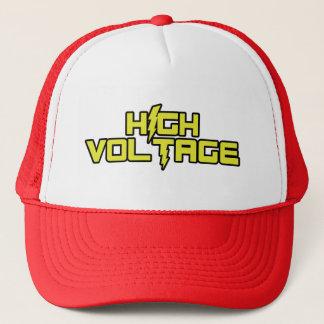 High Voltage Hat (Red)