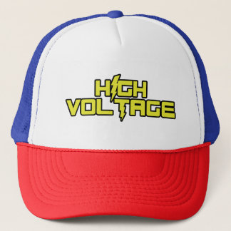 High Voltage Hat (Red/White/Blue)