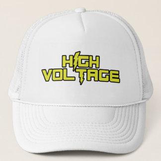 High Voltage Hat (White)