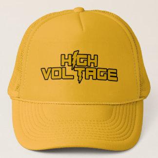 High Voltage Hat (Yellow)