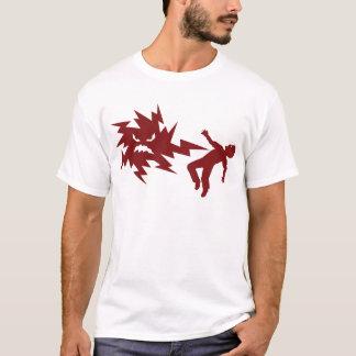 High Voltage Hazard Sign T-Shirt