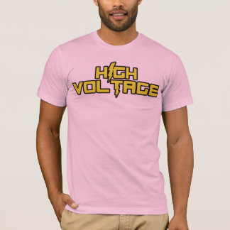 High Voltage Long Sleeve Shirt (Pink)