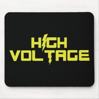 High Voltage Mouse Pad