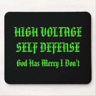 High Voltage Mousepad