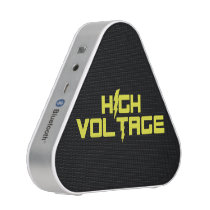 High Voltage Pieladium Speaker