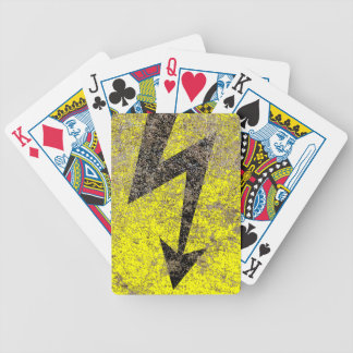 High Voltage Playing Cards