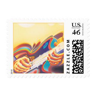 High Voltage © Postage Stamps
