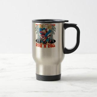 High Voltage Rock & Roll Travel Mug