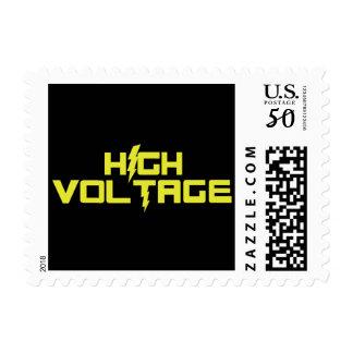 High Voltage Stamps